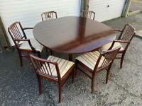 Dining Table & Chairs - Can Deliver