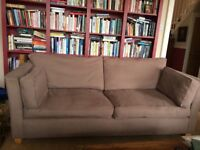 Sofa Workshop- custom made, extra wide 3-seater sofa