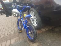 *** BARGAIN LOOK REALLY NICE BOYS BIKE *** IN EXELLENT WORKING ORDER GOOD CONDITION !!!