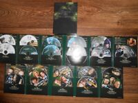 BREAKING BAD THE COMPLETE SERIES 21 DISC DVD BOXSET
