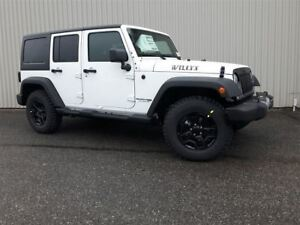 2018 Jeep Wrangler JK Unlimited Sport Willis +2 Toits, Hitch+