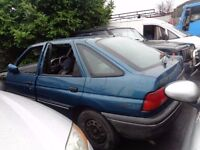 BREAKING------ Ford Escort L Special Edition 1.6L Petrol ---------- 1994