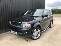 2009 Land Rover Range Rover Sport 3.0 TD V6 HSE 5dr Full Service History, 2 Keys, Finance Available