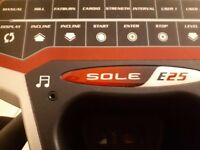 Fantastic Cross Trainer Sole E25, Still in Warranty