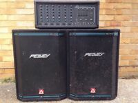 Peavey PA system