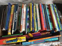 Joblot Carboot Items Books Games Shoes