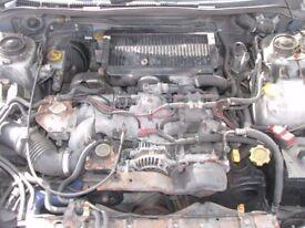 Subaru Impreza 2.0 Turbo Engine 99-01 Classic Bugeye Blob
