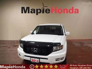 2014 Honda Ridgeline Special Edition| Leather, Backup Cam, All-W