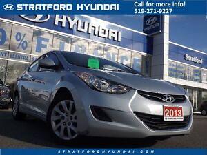 2013 Hyundai Elantra GL | AUTO | HEATED SEATS | BLUETOOTH | CRUI