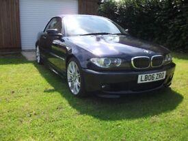 BMW E46 330i M Sport Auto 2006 Convertible