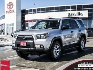 2010 Toyota 4Runner SR5 Trail Edition w/ Backup Camera, Power Mo