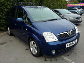 Vauxhall Meriva 1.7 CDTi - Comprehensive Service History - Part Exchanges Welcome