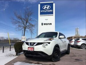 2015 Nissan Juke SV - REAR VIEW CAMERA, 2 SETS OF TIRES