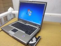 GRAB A VERY CHEAP DELL LAPOP /15.4 SCREEN/ GREAT CONDITION /WINDOWS 7/OFFICE 2013