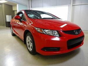 2013 Honda Civic Coupe LX 5AT * 1 Proprietaire * Jamais Accident