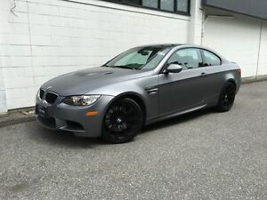 2011 BMW M3 Coupe! Frozen Grey! Easy Approvals!