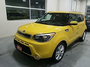 2014 Kia Soul EX One Owner! Traded in!