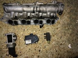 Vauxhall Astra H, 1.9, CDTI, Xp, Manifold, Actuator, Boost Control Solenoid, EGR
