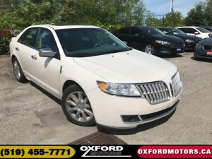 2010 Lincoln MKZ | AWD | LEATHER | ROOF | COOLED SEATS