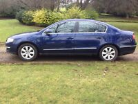 !BARGAIN! NEW SHAPE: 2006 VOLKSWAGEN (VW) PASSAT 2.0L TDI, DIESEL, YEAR MOT, 56 MPG, MUST BE SEEN...