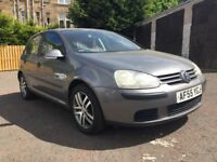 +++Volkswagen Golf 1.6 FSI S-77k-1 Years Mot-Service History-2 Keepers