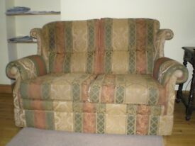 Bridgecraft lounge suite, 2 x 2seater settees and 1 chair