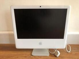 iMac5,1- 20-inch - 2.16 GHz Intel Core 2 Duo - 3 GB SDRAM
