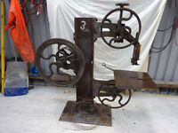 victorian bandsaw , hand turned or electric