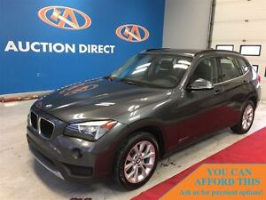 2013 BMW X1 xDrive28i HUGE SUNROOF! FINANCE NOW!