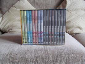 The Complete Emma Peel Mega Set DVD Collection