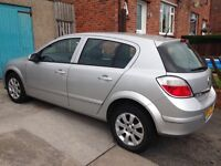 Vauxhall Astra years mot swap