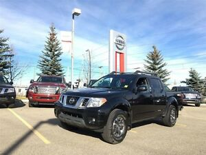 2014 Nissan Frontier PRO-4X LEATHER NAVI