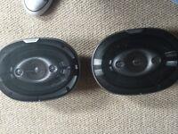 Kenwood KFC-6970ie Car Speakers