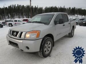2013 Nissan Titan SV - Spray-In Liner, Heated Mirrors, 44804 KMs