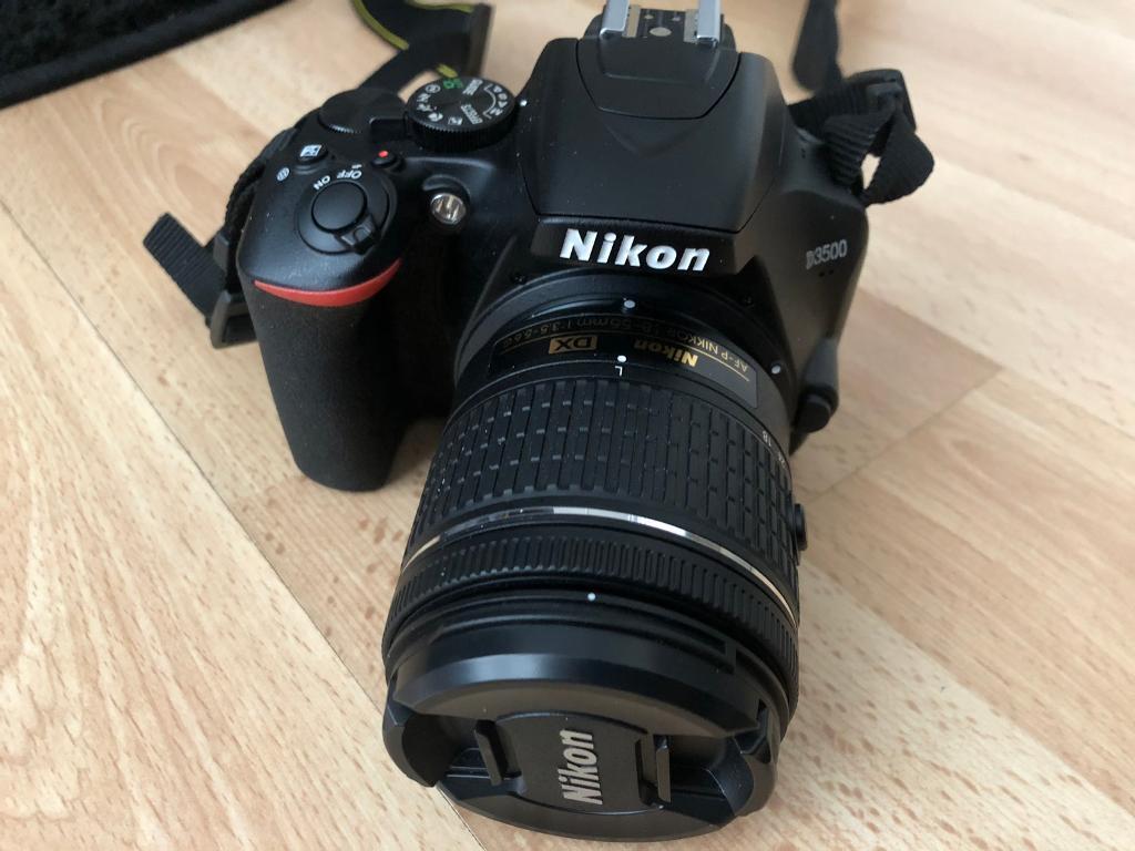 Nikon D3500 | in Surbiton, London | Gumtree