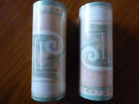 2 rolls of Wallpaper border