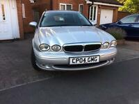 Jaguar X Type 2.0 Diesel 2004 Estate Long MOT