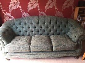 Large Vintage sofa