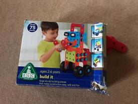 ELC build it deluxe set