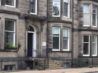 Small, friendly, family-run English language School ideally placed in the West End of Edinburgh