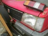 Mk1 Vauxhall Astra parts