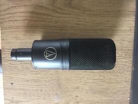 Studio microphone Audio Technica AT4033a