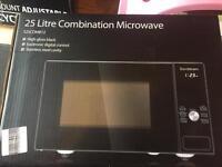 Microwave combi