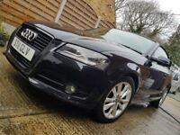 Audi A3 Convertible 1.2 Low Mileage.