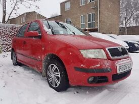 Skoda Fabia 1.2 HTP 2005 (new,timing,service) LOOK