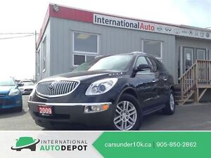 2009 Buick Enclave CX AWD / LEATHER / PWR TAILGATE