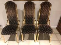 8 Dining Chairs - £10 each