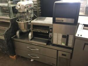 Restaurant & Bar Online Auction - Great Equipment