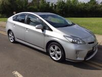 Toyota Prius T spirit, 2012 fully loaded, Toyota SH, 2 keys, PCO badges, hpi clear, leather seats..