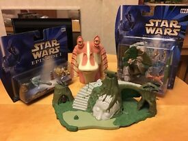 STAR WARS - Micro Machines - Episode 1 Figures and Playsets - Gungans